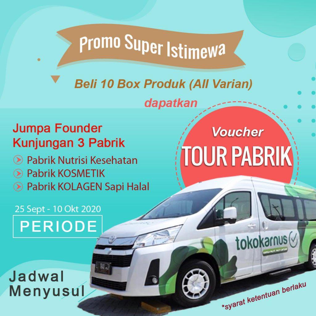 Tour PABRIK