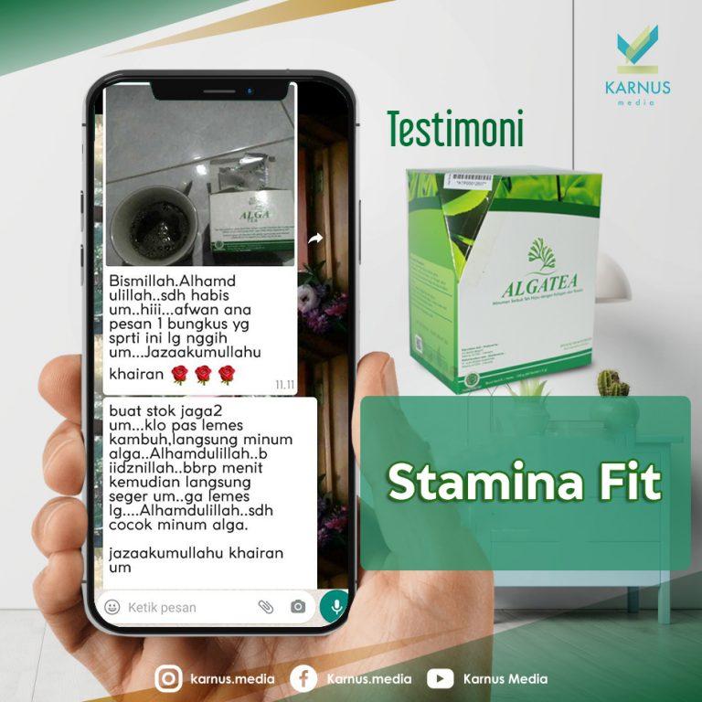 AT - Stamina Fit 3