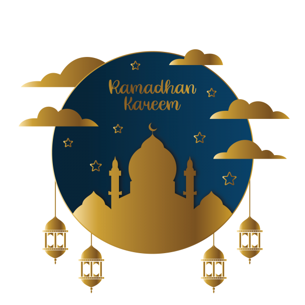 —Pngtree—transparent gold mosque ramadhan vibes_6071245